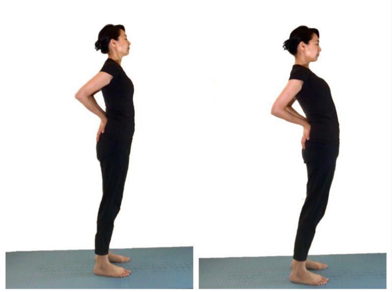 腰の疲労リセット体幹ストレッチ