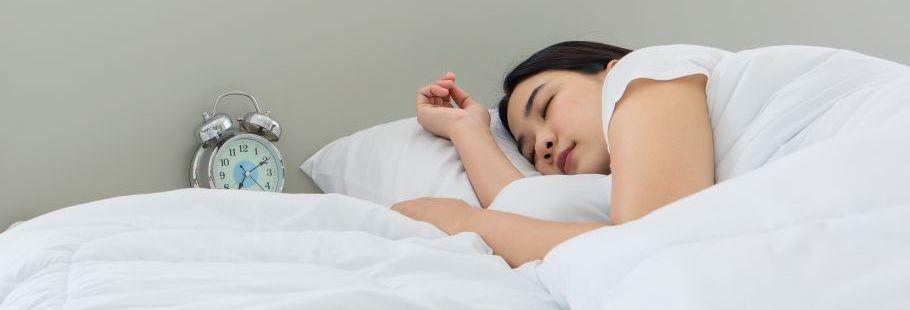 しっかり睡眠でパフォーマンスアップ:睡眠改善研修