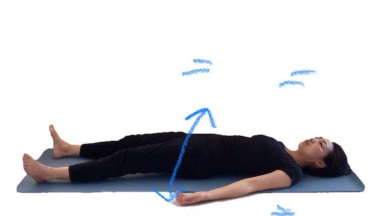 寝るだけでリセット!ゆらゆら体操