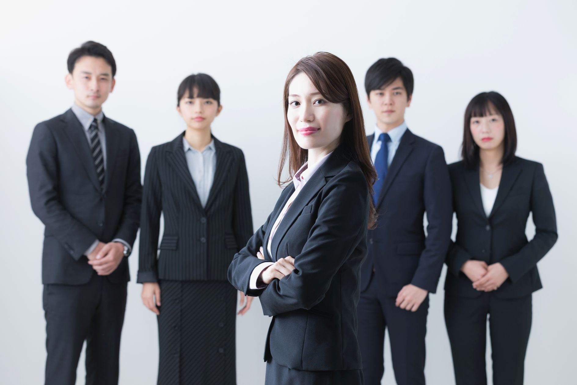 女性のためのリーダーシップ